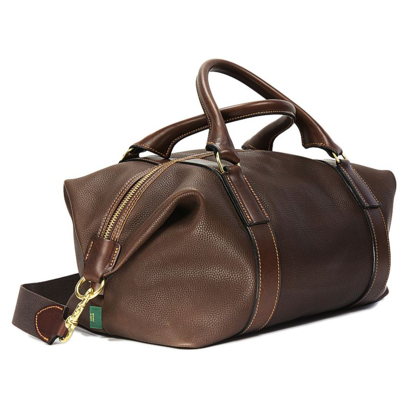 Brady Captain's Leather Weekend Holdall