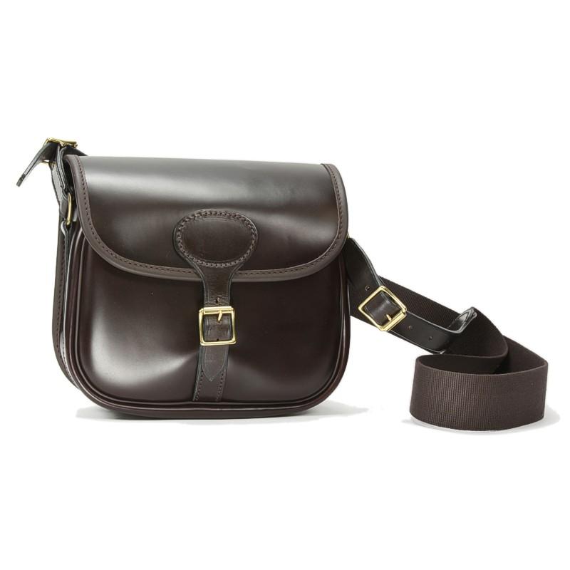 ... Brady Heath Quick Load Leather Cartridge Bag - view 2 ...